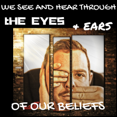 WE SEE AND HEAR...